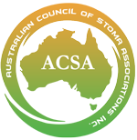 The Australian Council of Stoma Associations Inc Logo